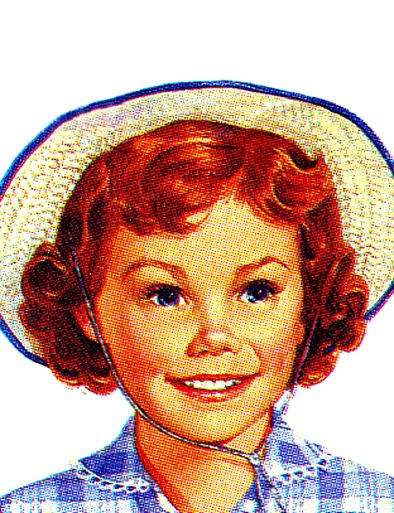 Portrait of Little Debbie 1